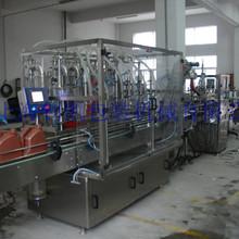 全自动灌装机生产线
