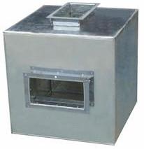 消声器、静压箱系列