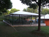 PVDF建筑膜材