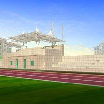 深圳膜结构厂家|甘肃体育场膜结构|体育场膜结构工程|张拉膜结构厂家