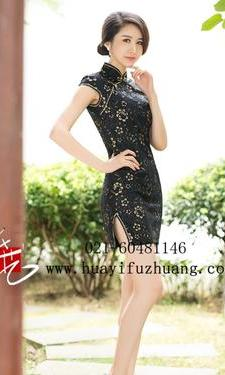 短旗袍038