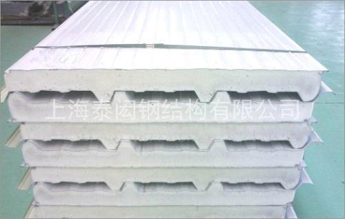 PU聚氨酯彩钢夹芯板
