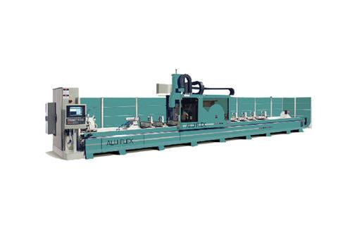 MUBEA ALU-FLEX 4系列四轴铝型材复合加工中心