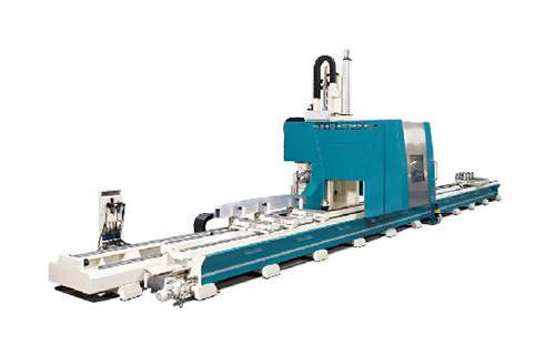 PROFILE-FLEX 5轴铝型材加工中心