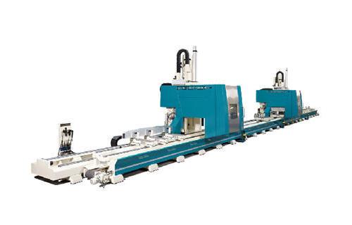 MEGA-FLEX 5軸鋁型材加工中心