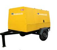 柴油移動式空壓機