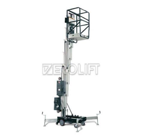 (电动)AM手推式直立升降平台