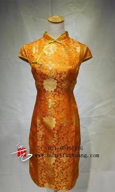 短旗袍039
