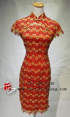 短旗袍042