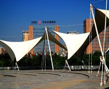 上海膜结构景观蓬