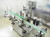 單面貼標機 Oneside Labeling Machine