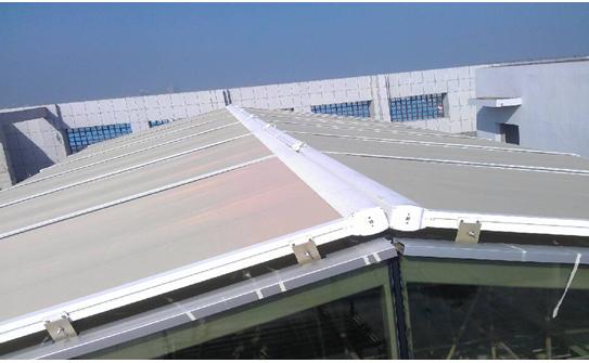 大连豪森设备有限公司天幕遮阳棚