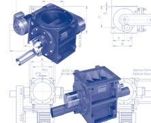D系列貫通型旋轉閥