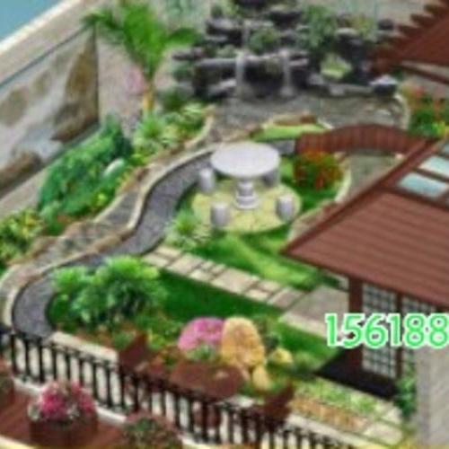 別墅景觀設計