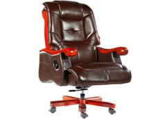 牛皮班椅011
