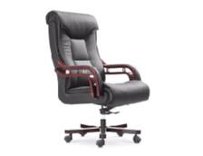 牛皮班椅014