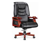 牛皮班椅015