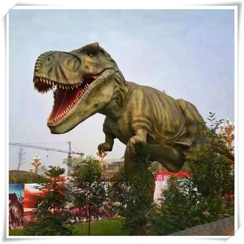 仿真恐龙出租8米霸王龙