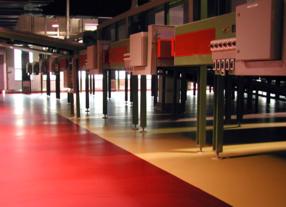 聚氨酯高性能工业地坪