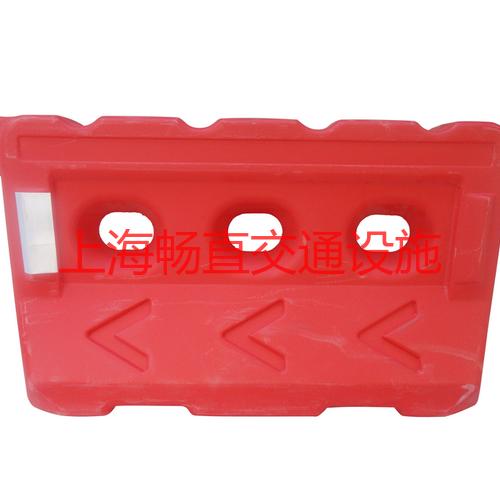 防撞水马 船型防撞桶 上海塑料隔离墩 水马价格