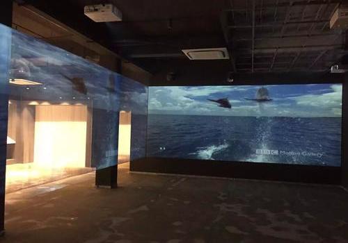 宁波高新区电气智能展厅