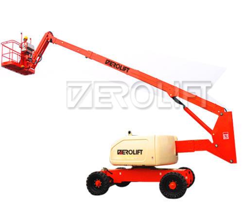 (柴油)曲臂式高空作业平台