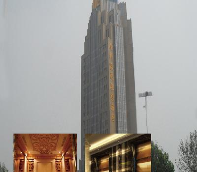 山东德州富豪康博大酒店