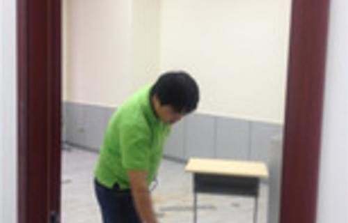 教室除甲醛
