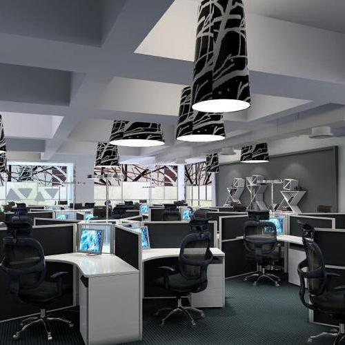 办公室装修案例