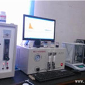 电脑图谱分析台