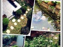 【中式庭院】风味正,简单质朴的中式景观花园。