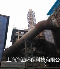 山東萊鋼永鋒鋼鐵有限公司180m2燒結機氨法脫硫后濕式電除塵器裝置