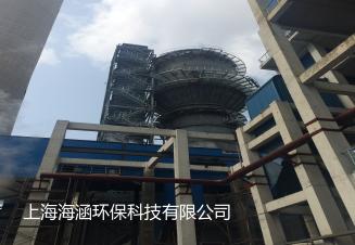 山東怡力電力有限公司(南山熱電廠)3#150MW機組煙氣脫硫后濕式電除塵