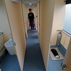 车载式生物厕所解决方案