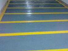 环氧树脂防滑车道