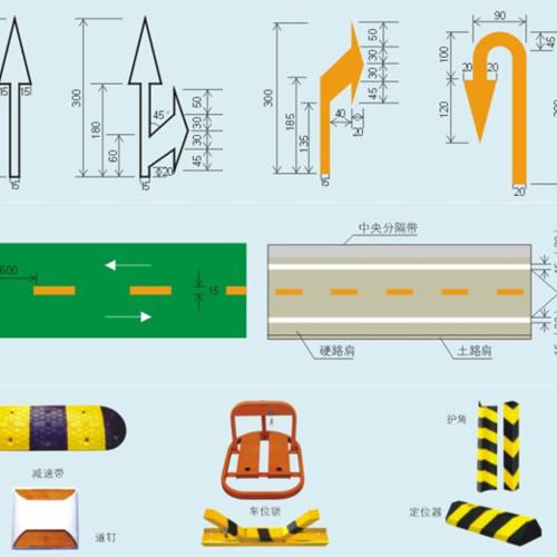 停车场划线系列