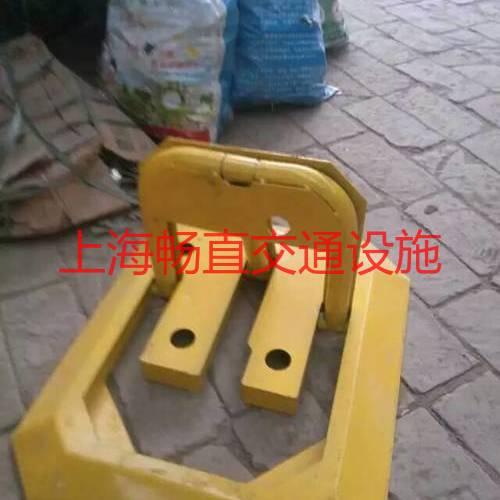 压不烂的车位锁 上海地锁安装 停车位地锁 三角架地锁