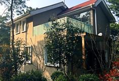 筑巢一号:三房别墅,二个一米五床,一个一米八床,含机麻
