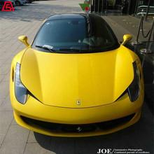 上海租婚車 法拉利458 Italia(黃色)