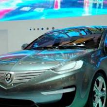 长安CD101(C级轿车)