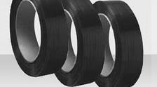 黑色塑钢打包带批发、上海黑色塑钢打包带厂家、1608、重量20公斤