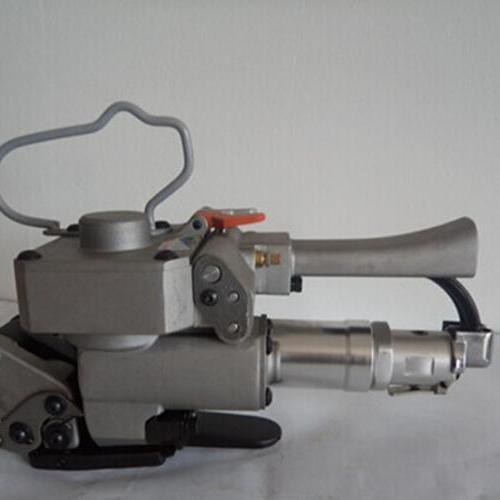 AQD-25气动打包机、上海气动打包机厂家批发、免扣打包机
