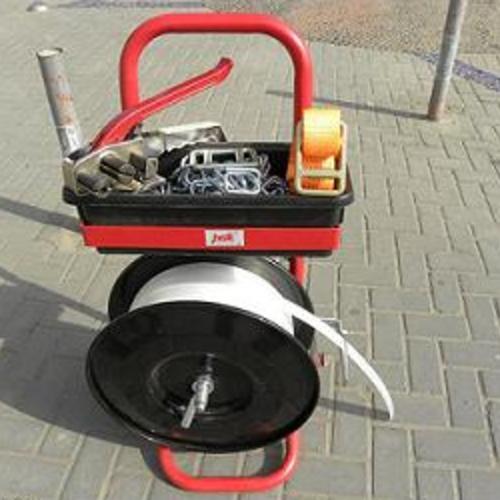 带盘车、纤维带专用带盘车、上海带盘车厂家
