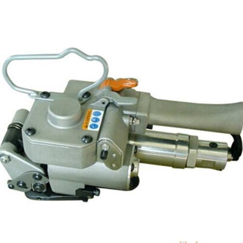 AQD-19气动打包机、上海塑钢带打包机厂家、免扣打包机批发