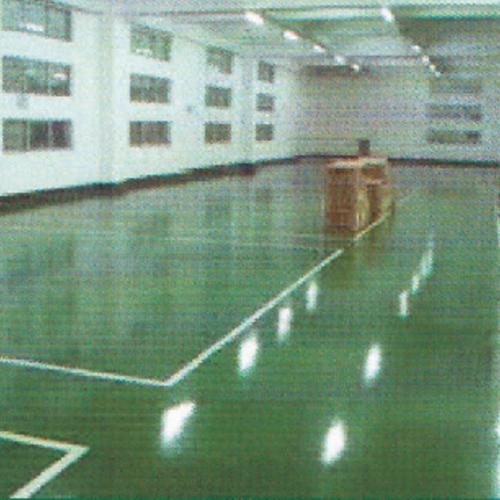 環氧地坪自流平型防靜電地坪