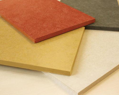 Gold colored whole body color fiber cement board