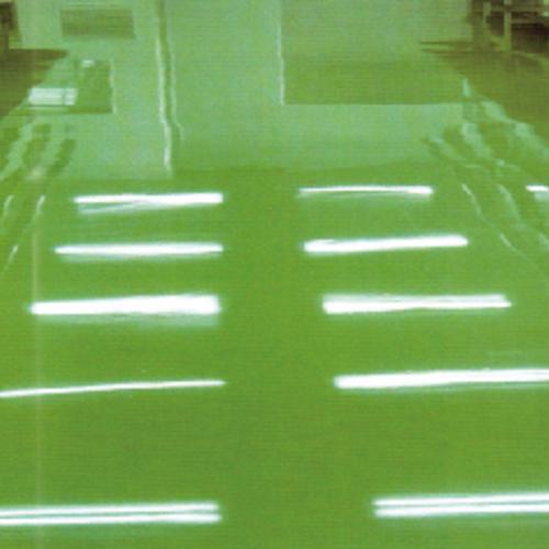 環氧樹脂自流平型地坪