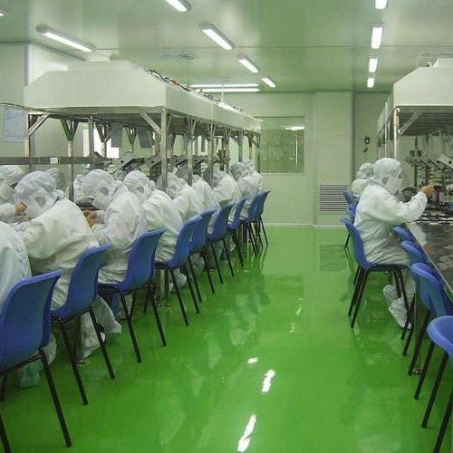 工业厂房环做地坪漆选择上海前领地坪--业主值得选择