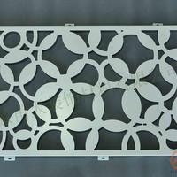 艺术镂空氟碳铝单板
