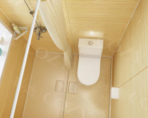 Integrated bathroom integrated bathroom BUH1216